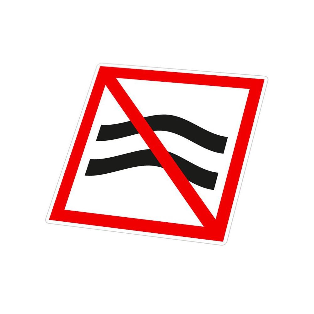 Verboden golven maken
