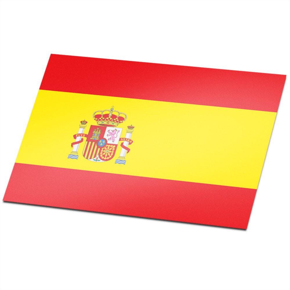 Vlag Spanje Kopen Stickermaster