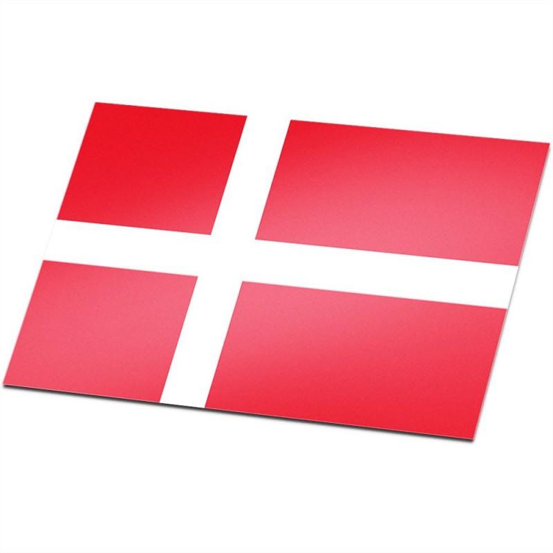 Vlag Denemarken