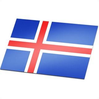 Vlag IJsland