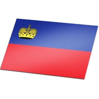 Vlag Liechtenstein