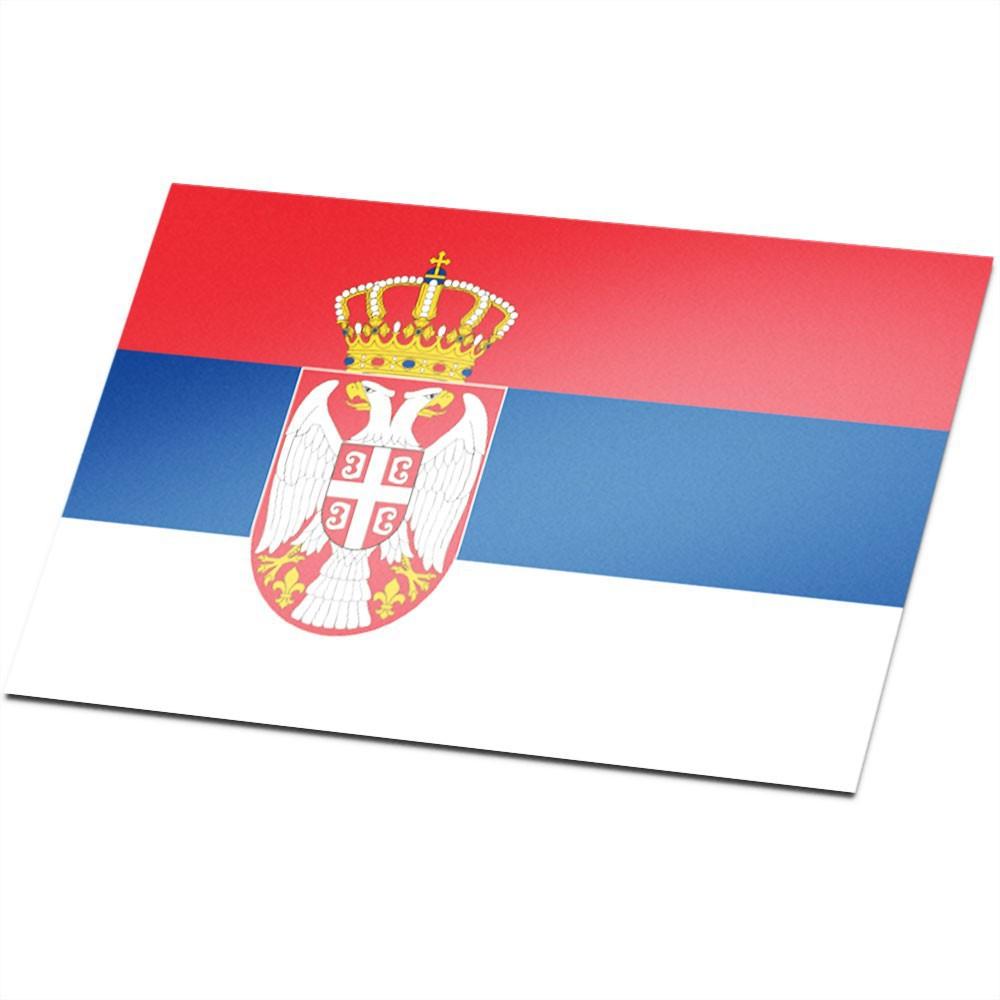 Vlag Servië - 1