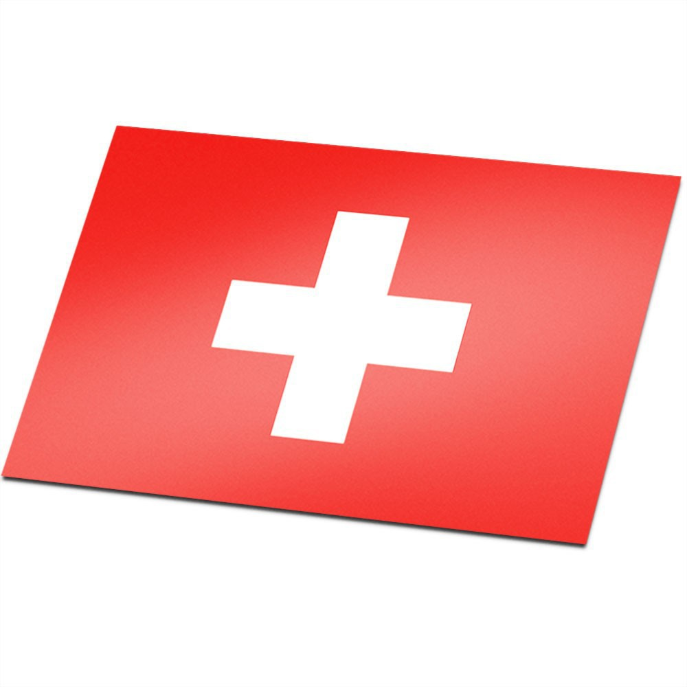 Vlag Zwitserland - 1