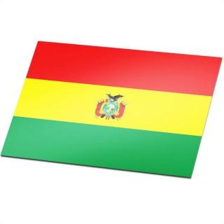Vlag Bolivië