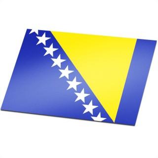 Vlag Bosnië en Herzegovina