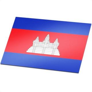 Vlag Cambodja