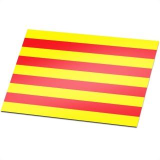 Vlag Catalonië (Senyera)