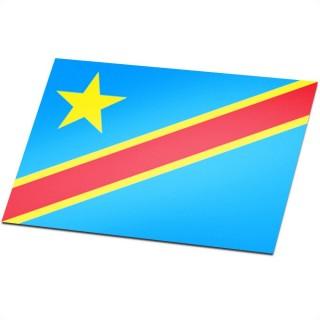 Vlag Congo-Kinshasa