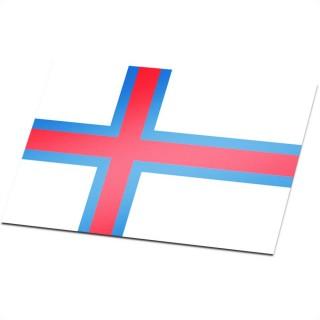 Vlag Faeröer-eilanden