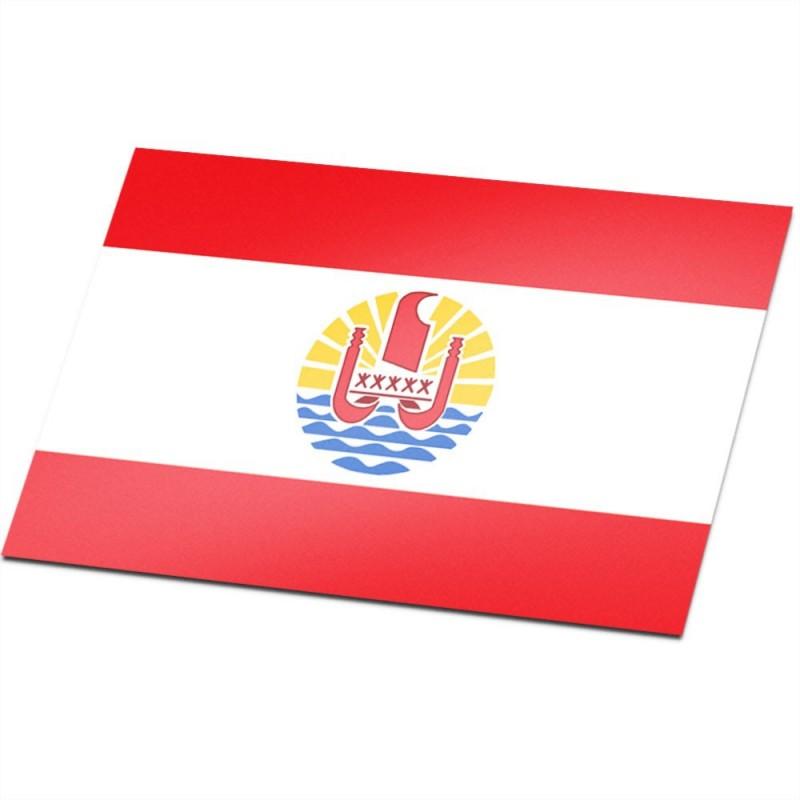 Vlag Frans-Polynesië