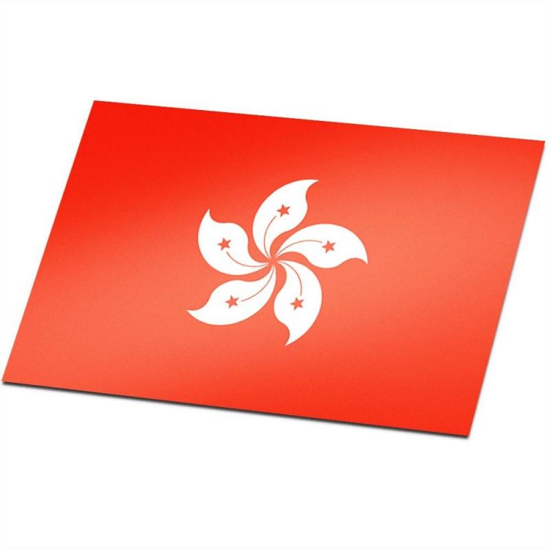 Vlag Hongkong
