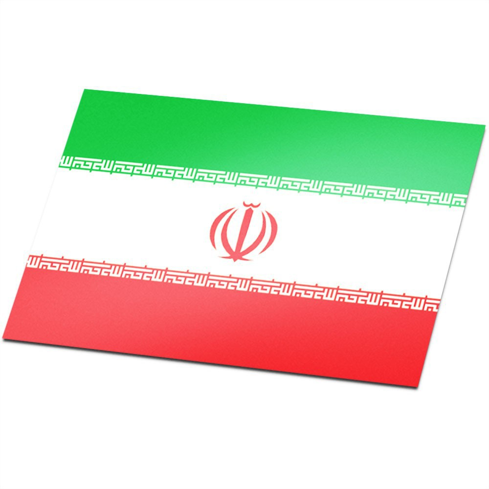 vlag iran stickermaster