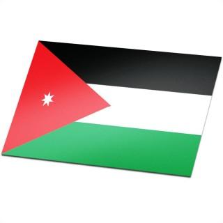 Vlag Jordanië