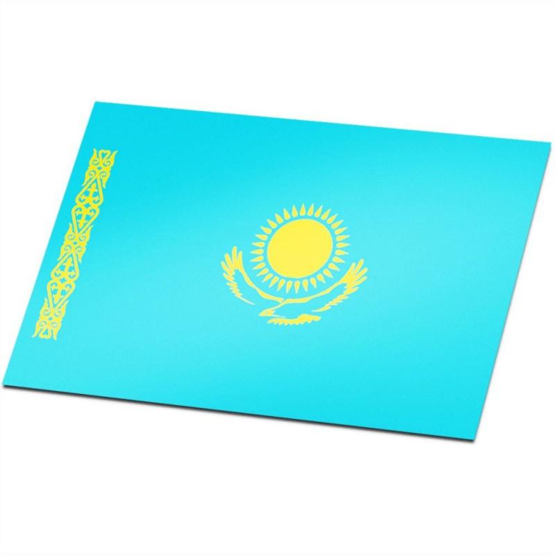 Vlag Kazakhstan