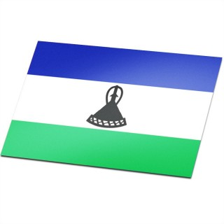 Vlag Lesotho