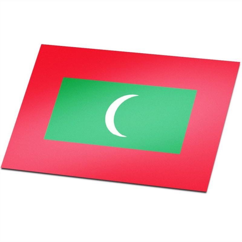 Vlag Maldiven