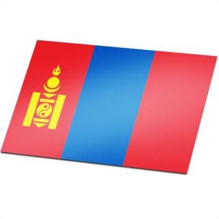 Vlag Mongolië