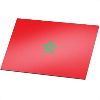 Vlag Marokko
