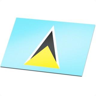Vlag Saint Lucia