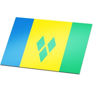 Vlag Saint Vincent en de Grenadines