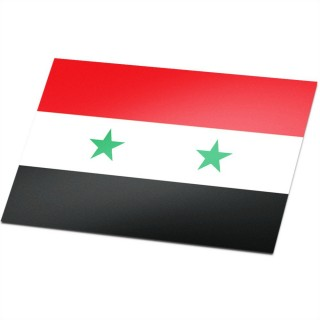 Vlag Syrië