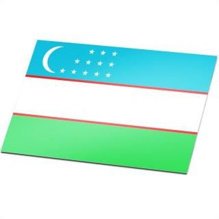 Vlag Oezbekistan