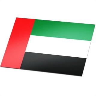 Vlag Verenigde Arabische Emigraten
