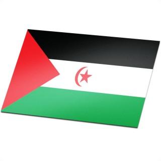 Vlag Westerse Sahara