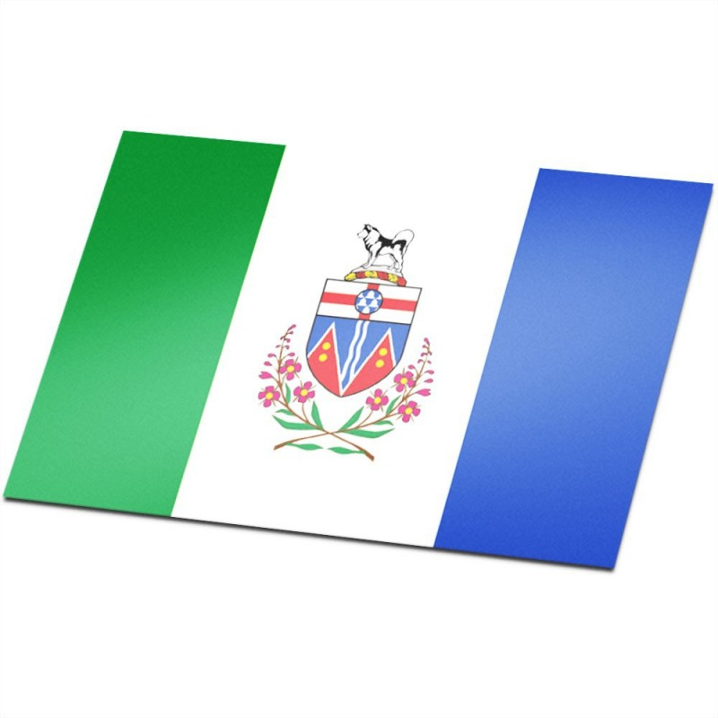 Vlag Yukon