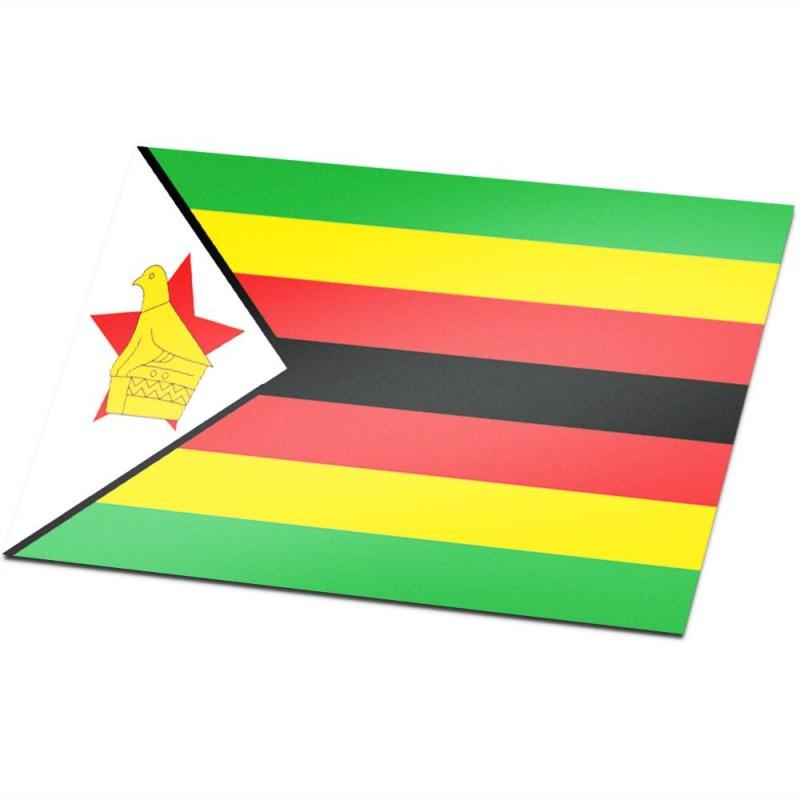 Vlag Zimbabwe
