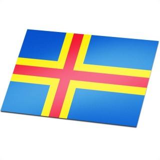 Vlag Åland