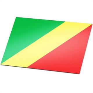 Vlag Congo-Brazzaville