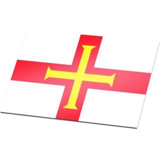 Vlag Guernsey