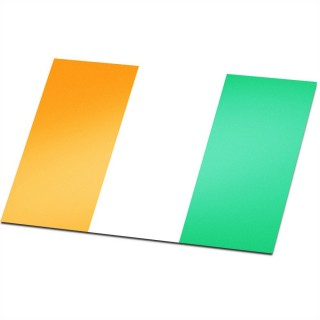 Vlag Ivoorkust