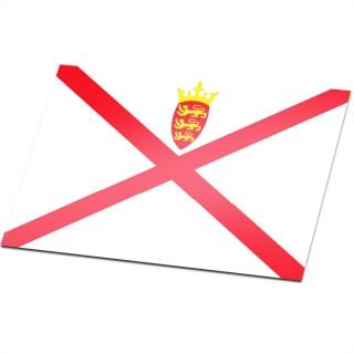 Vlag Jersey