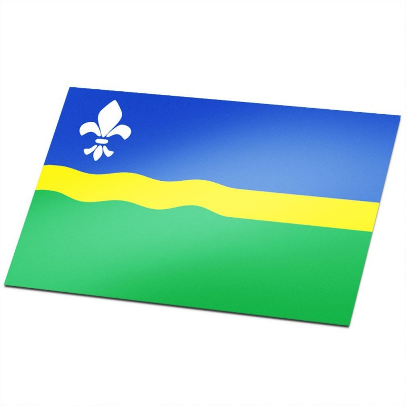 Vlag Flevoland