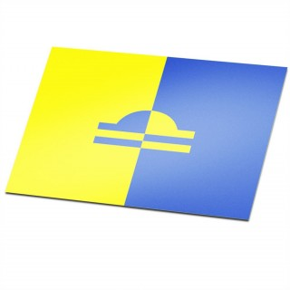Gemeente vlag Ede