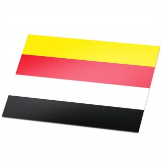 Gemeente vlag Millingen aan de Rijn