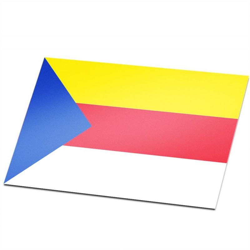 Gemeente vlag Rijnwaarden