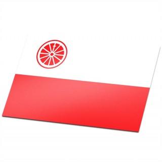 Gemeente vlag Wageningen