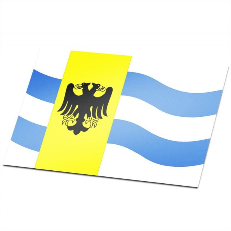 Gemeente vlag West Maas en Waal