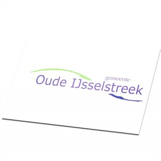 Gemeente vlag Oude IJsselstreek
