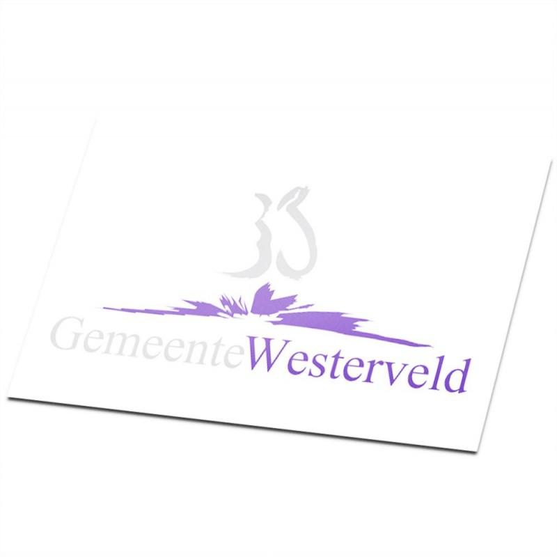 Gemeente vlag Westerveld