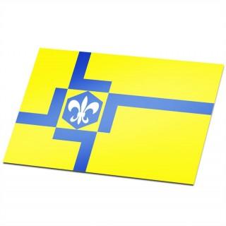 Gemeente vlag Lelystad