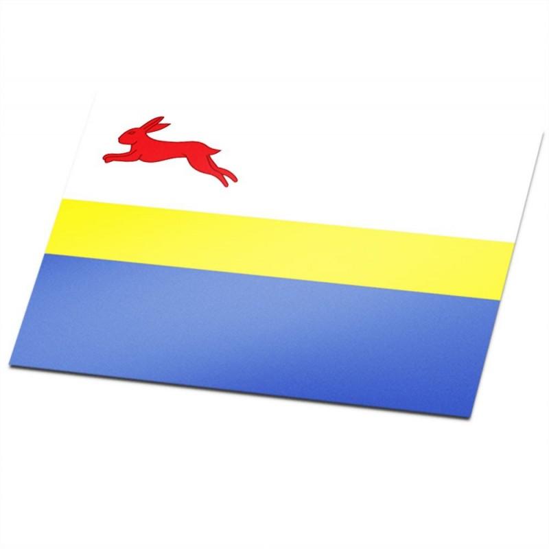 Gemeente vlag De Friese Meren