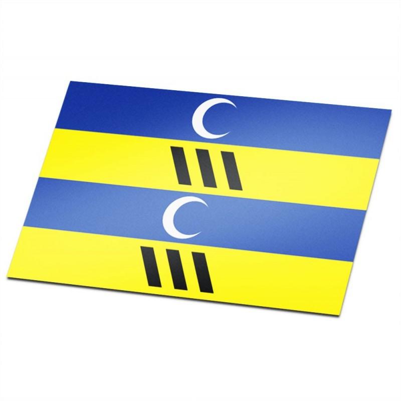 Gemeente vlag Ameland
