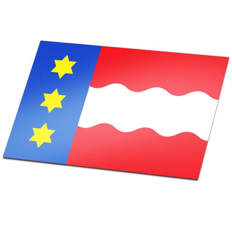 Gemeente vlag Dongeradeel