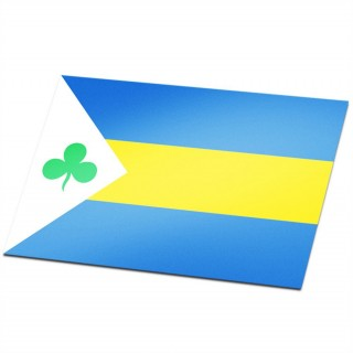 Gemeente vlag Leeuwarderadeel