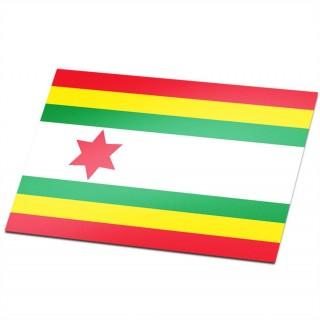 Gemeente vlag Kollumerland en Nieuwkruisland
