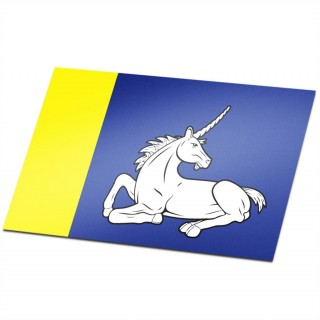 Gemeente vlag Menaldumadeel